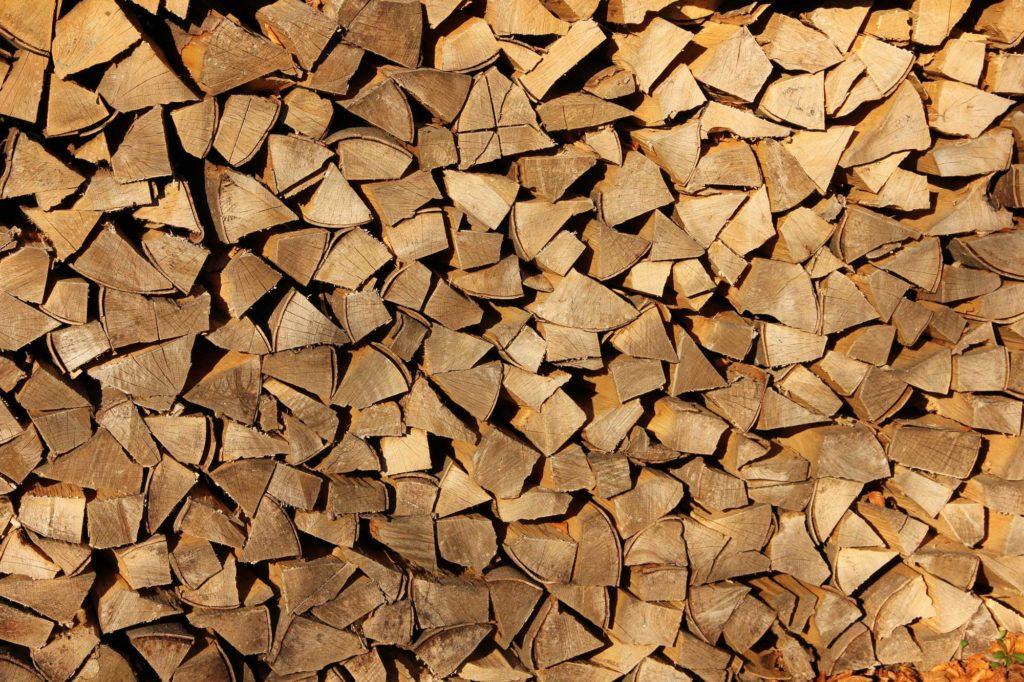 Holzstapel - Ralf Struß