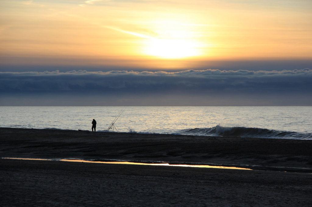Nordsee Strandangler - Ralf Struß